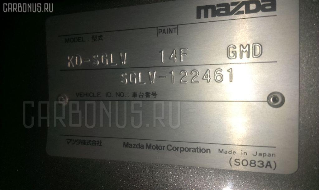 Дверь боковая MAZDA BONGO FRIENDEE SGLW Фото 3