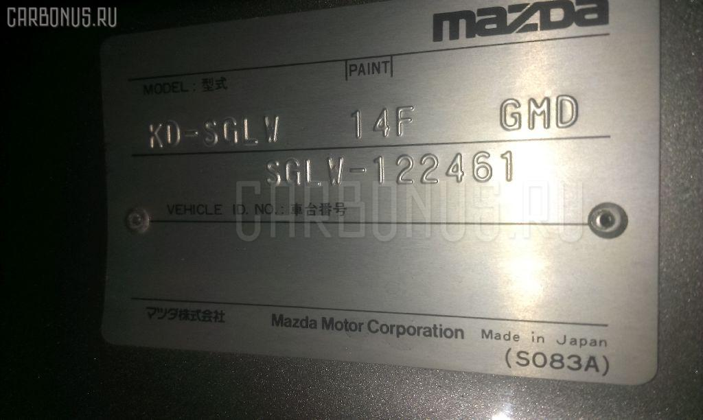 Бачок расширительный MAZDA BONGO FRIENDEE SGLW WL-T Фото 2
