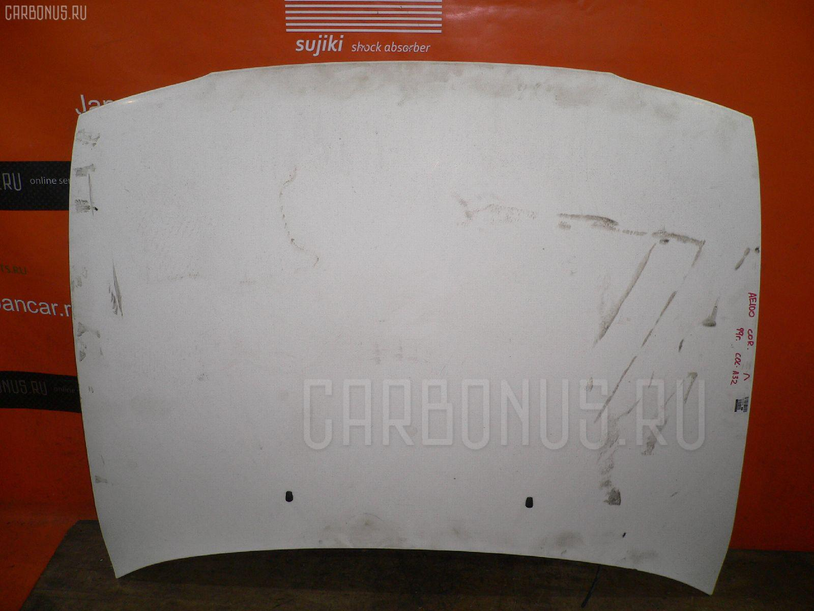 Капот Toyota Corolla wagon AE100G Фото 1