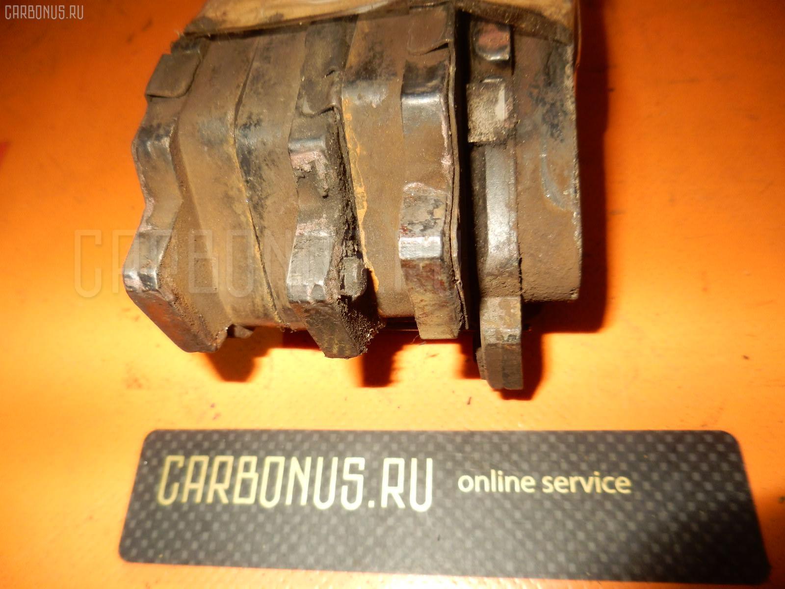 Тормозные колодки SUBARU IMPREZA WAGON GG3 EJ15. Фото 8