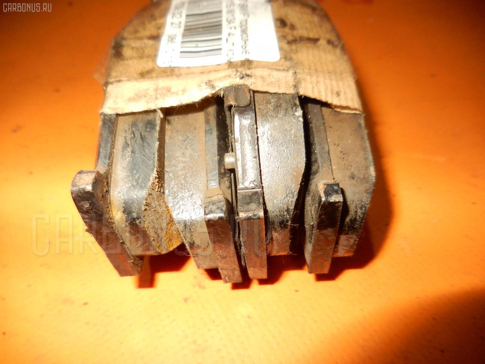 Тормозные колодки SUZUKI SWIFT ZC71S K12B. Фото 6