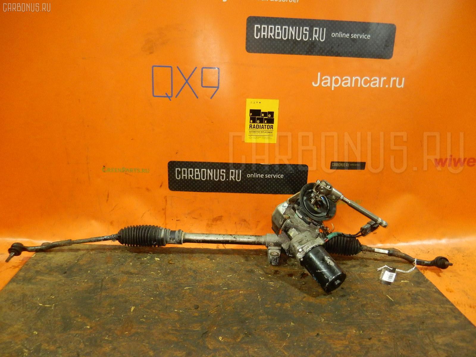 Рулевая рейка HONDA MOBILIO SPIKE GK2 L15A. Фото 6
