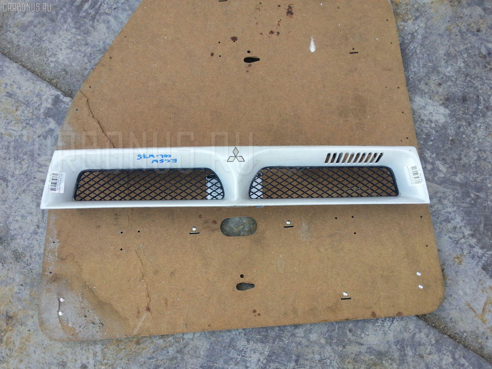 Решетка радиатора MITSUBISHI LEGNUM EC5W. Фото 6