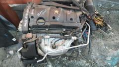 Двигатель PEUGEOT 206 2ANFU NFU-TU5JP4 VF32ANFUR41525369 NFU 10 FX2J 0993903 0135.3X