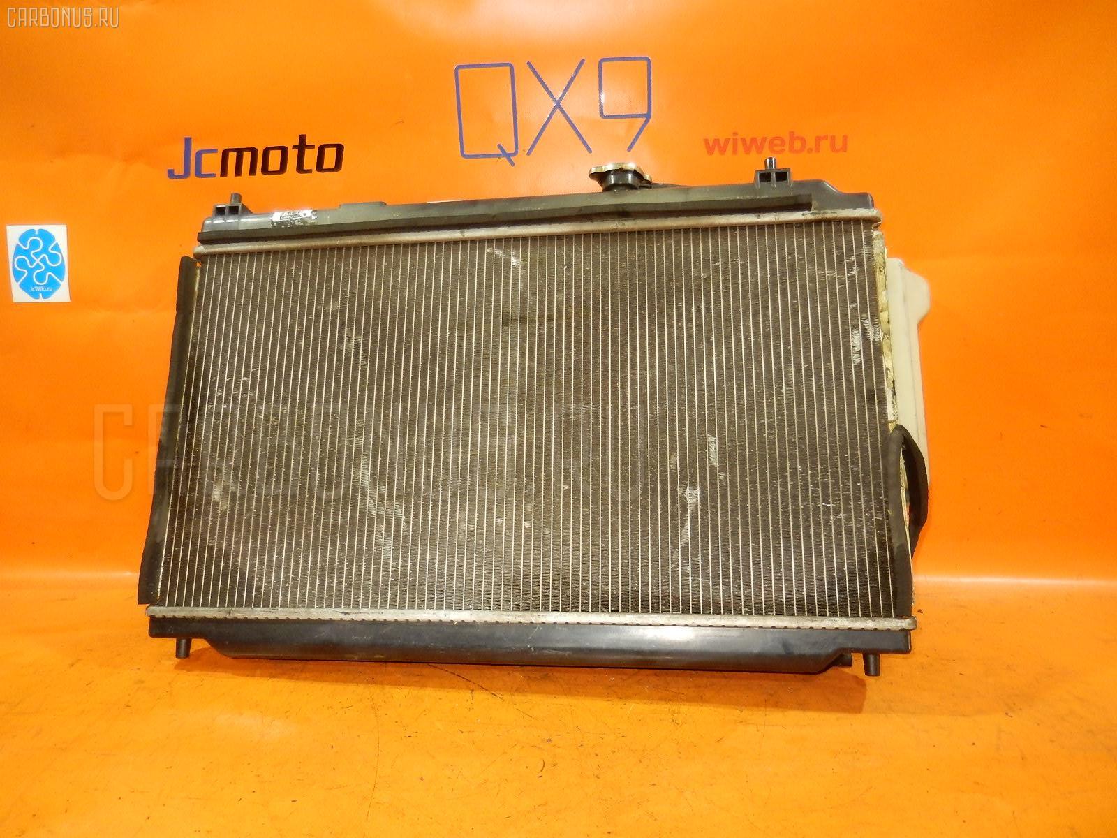 Радиатор ДВС HONDA FIT ARIA GD6 L13A. Фото 11