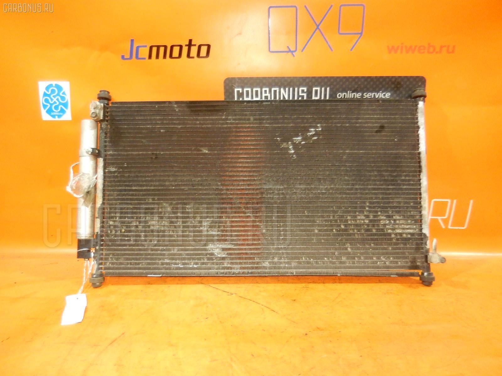 Радиатор кондиционера HONDA FIT ARIA GD6 L13A. Фото 3