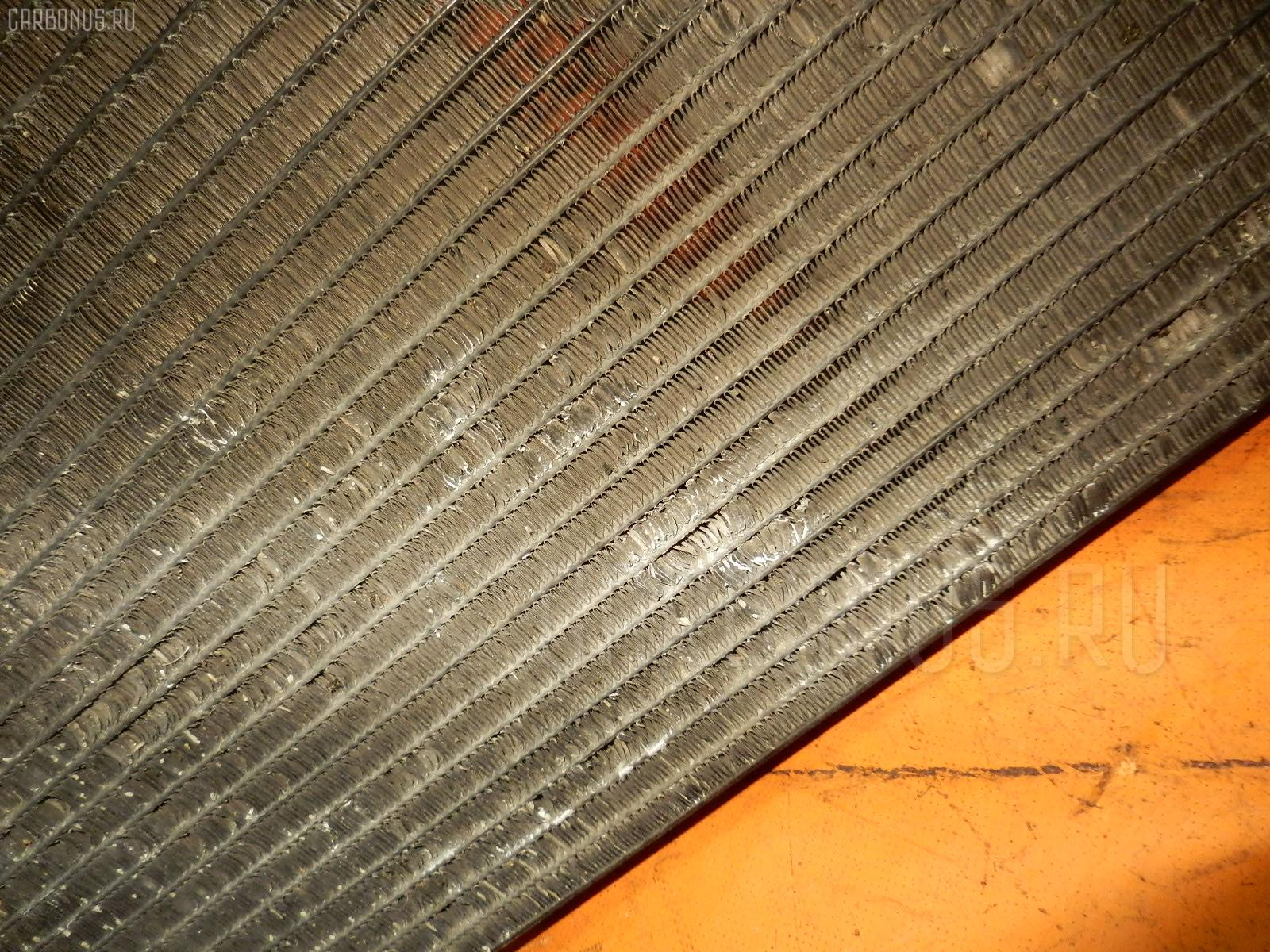 Радиатор кондиционера HONDA FIT ARIA GD6 L13A. Фото 2