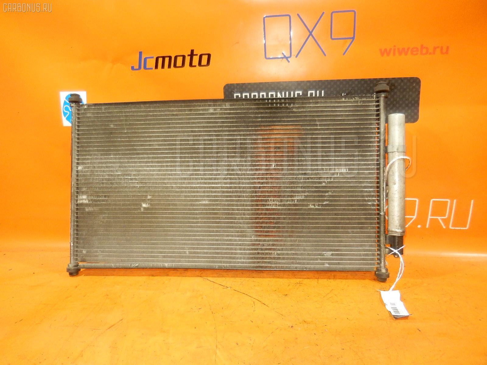 Радиатор кондиционера HONDA FIT ARIA GD6 L13A. Фото 4