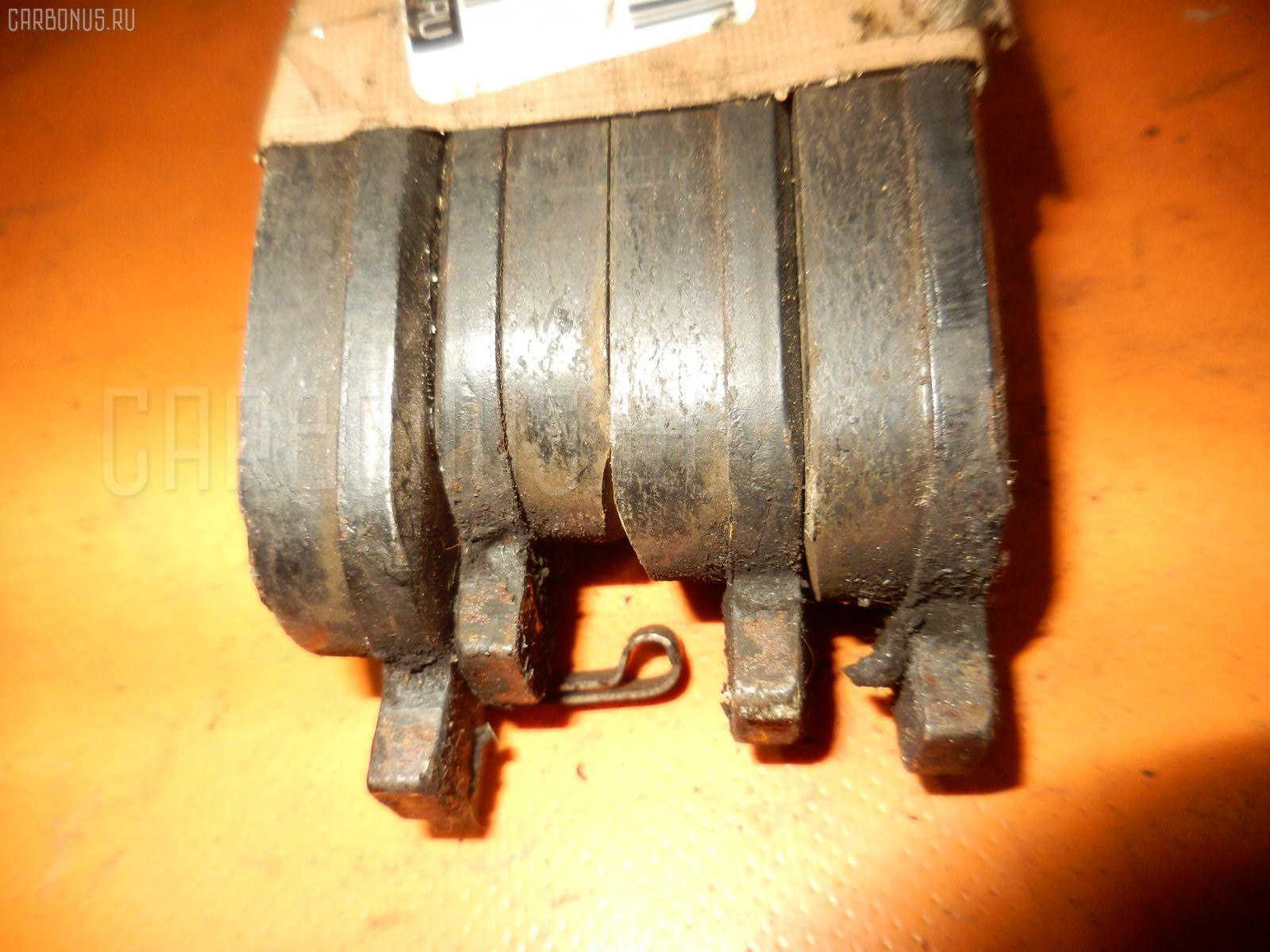 Тормозные колодки MITSUBISHI CHARIOT GRANDIS N86W 6G72. Фото 4