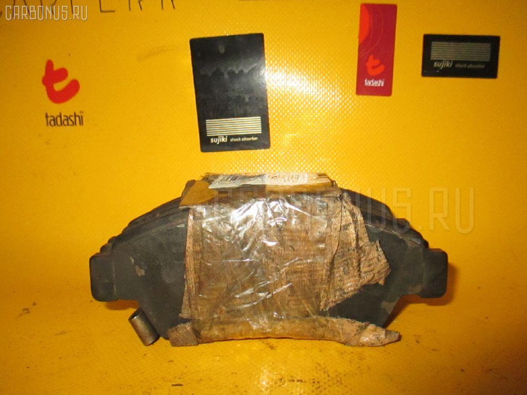 Тормозные колодки HONDA CIVIC EU1 D15B. Фото 9