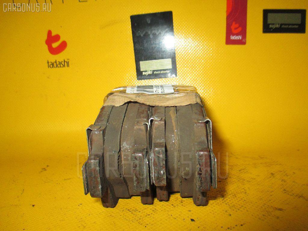 Тормозные колодки TOYOTA JZX100 1JZ-GE. Фото 11