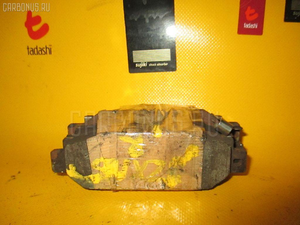 Тормозные колодки TOYOTA JZX100 1JZ-GE. Фото 5