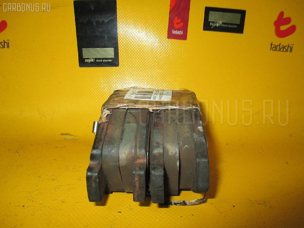 Тормозные колодки HONDA PARTNER EY7 D15B. Фото 9