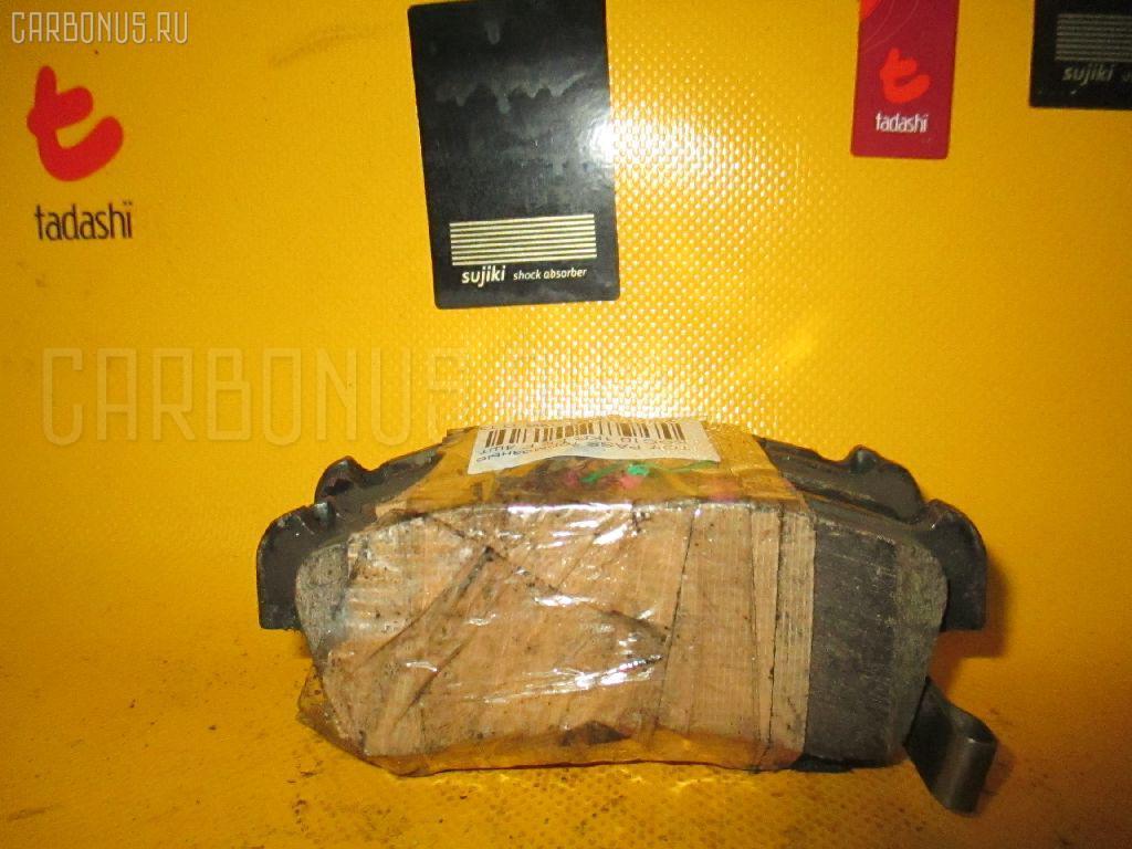 Тормозные колодки TOYOTA PASSO KGC10 1KR-FE. Фото 10