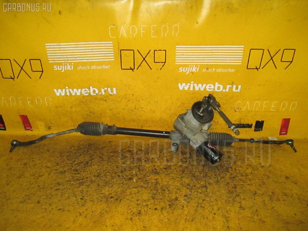 Рулевая рейка HONDA FIT GD2 L13A. Фото 11