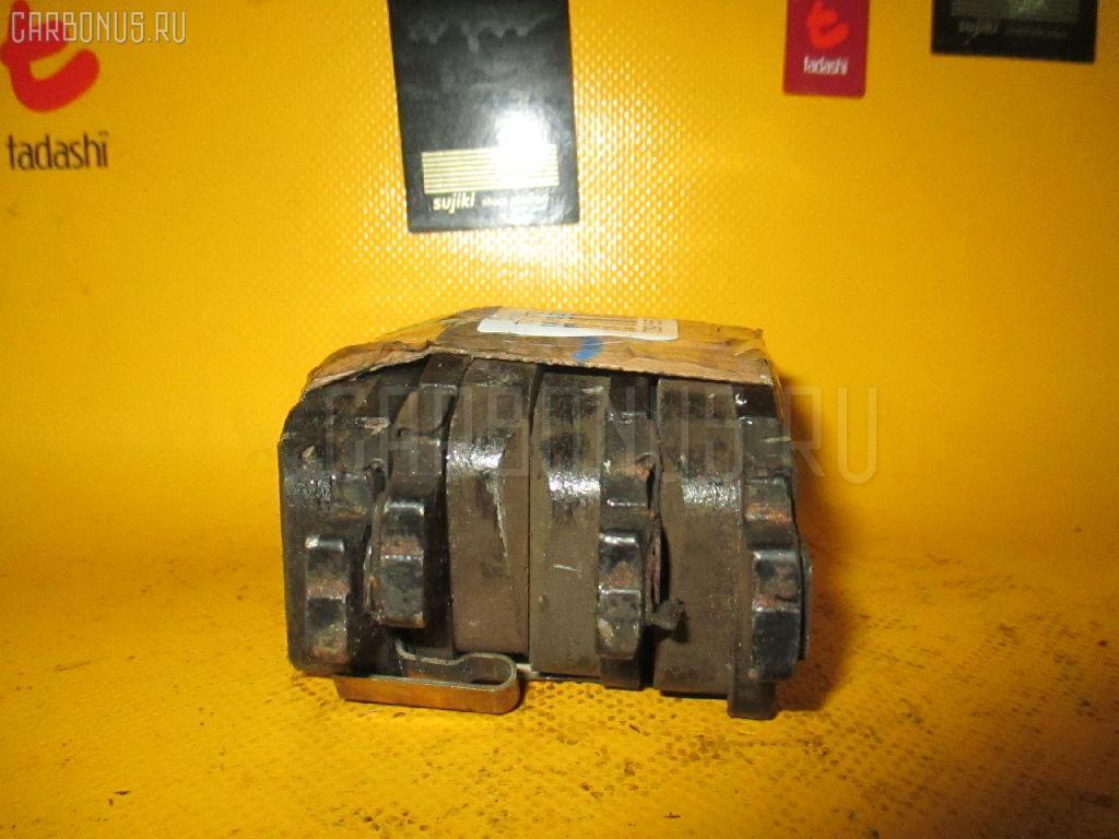 Тормозные колодки TOYOTA VITZ NCP10 2NZ-FE. Фото 6