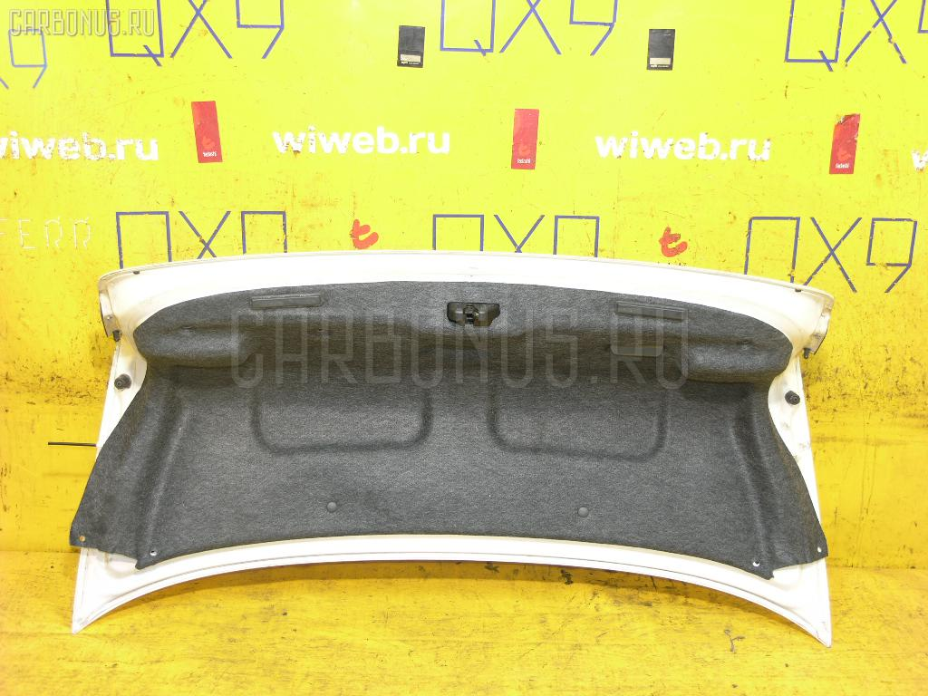 Крышка багажника HONDA ACCORD CL7. Фото 8