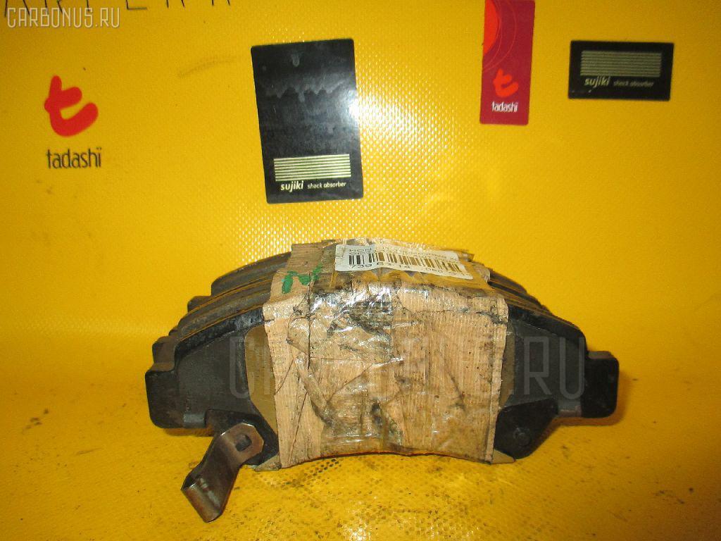 Тормозные колодки HONDA FIT GD2 L13A. Фото 7