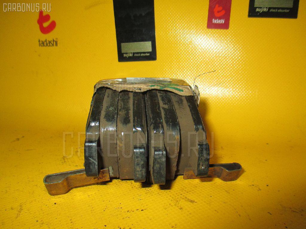 Тормозные колодки HONDA FIT GD2 L13A. Фото 8