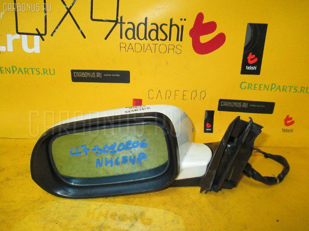 Зеркало двери боковой HONDA ACCORD WAGON CL7. Фото 5
