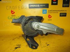 Подушка двигателя на Honda Fit GD1 L13A 50805-SAA-J81  50825-SAA-980, Переднее Левое расположение