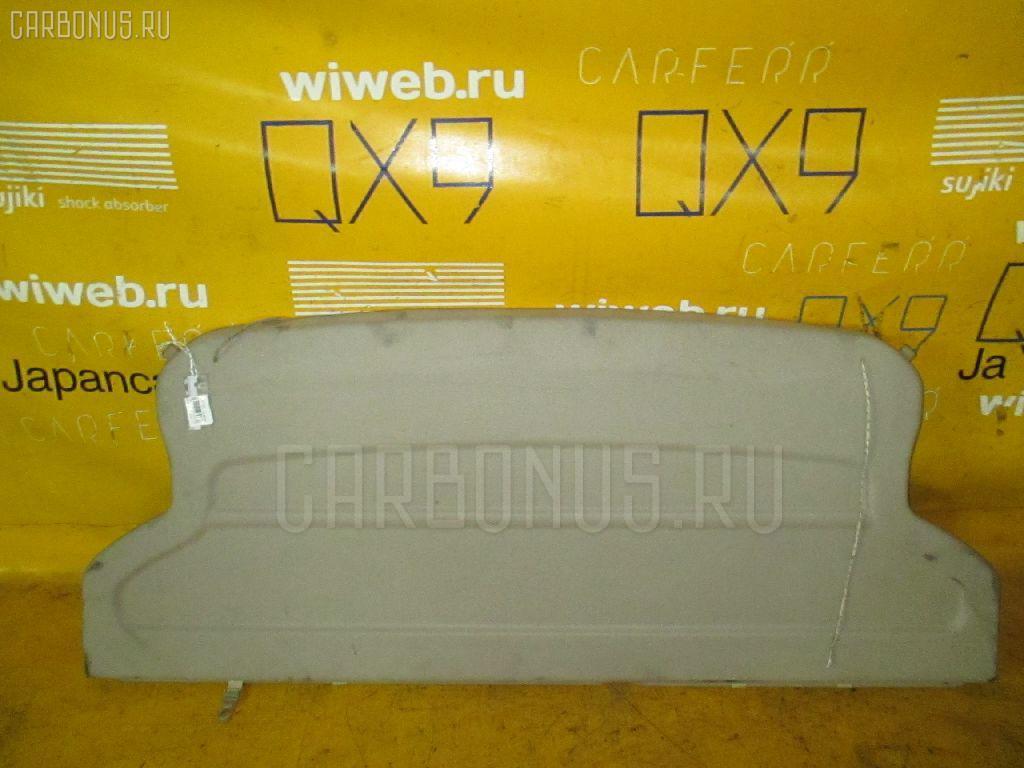 Шторка багажника TOYOTA NADIA SXN10. Фото 5
