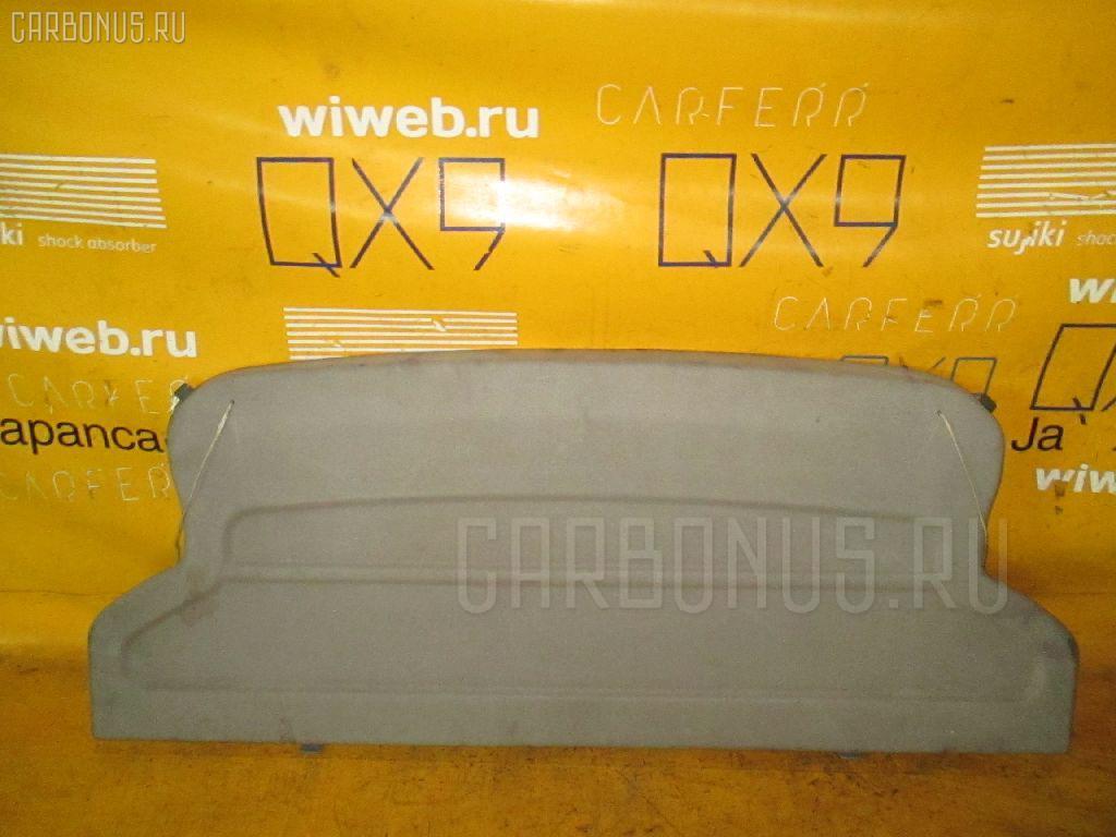 Шторка багажника TOYOTA NADIA SXN10. Фото 7