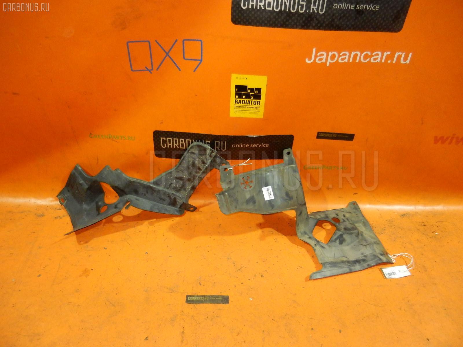 Защита двигателя HONDA CIVIC EU1 D15B. Фото 10