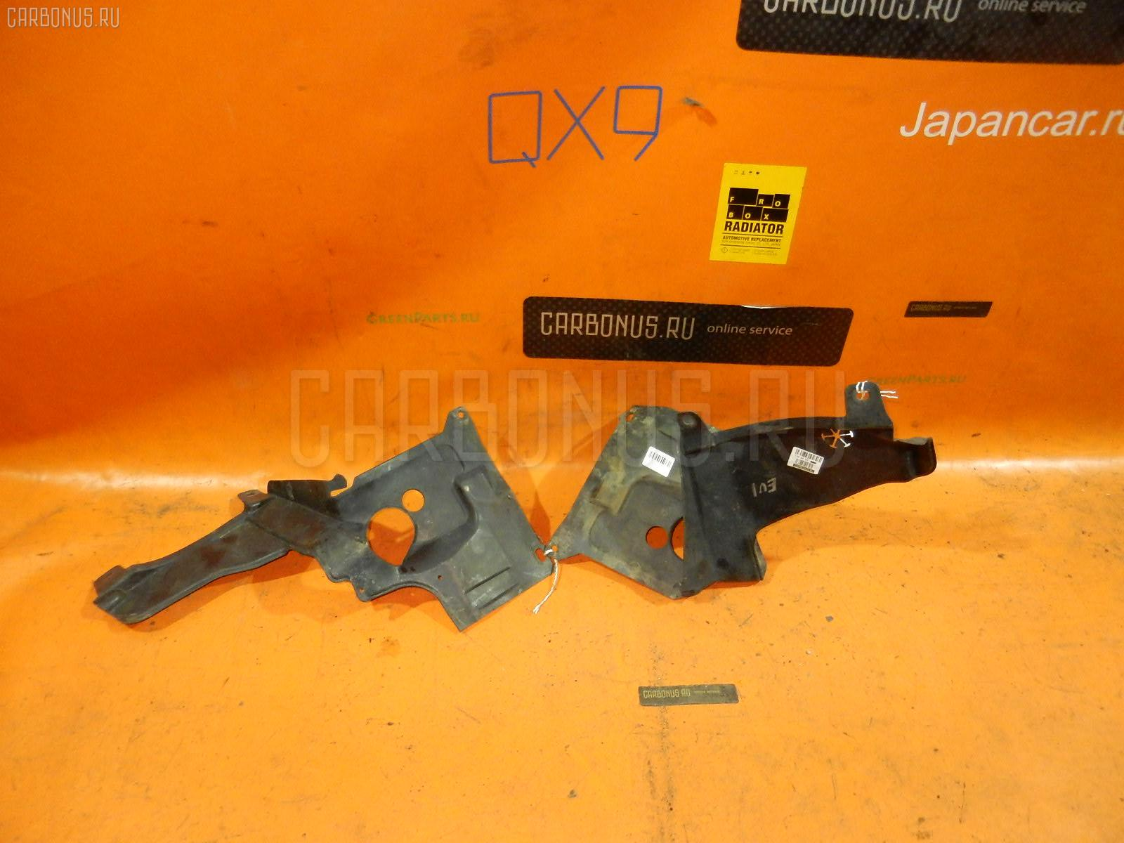 Защита двигателя HONDA CIVIC EU1 D15B. Фото 11