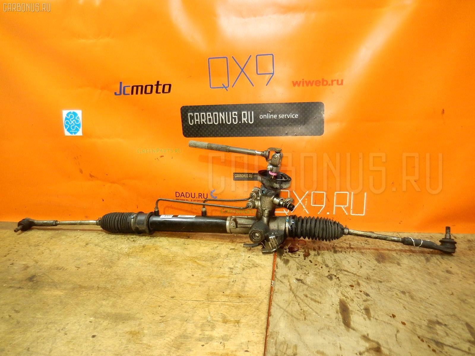 Рулевая рейка HONDA STEPWGN RG1 K20A. Фото 10