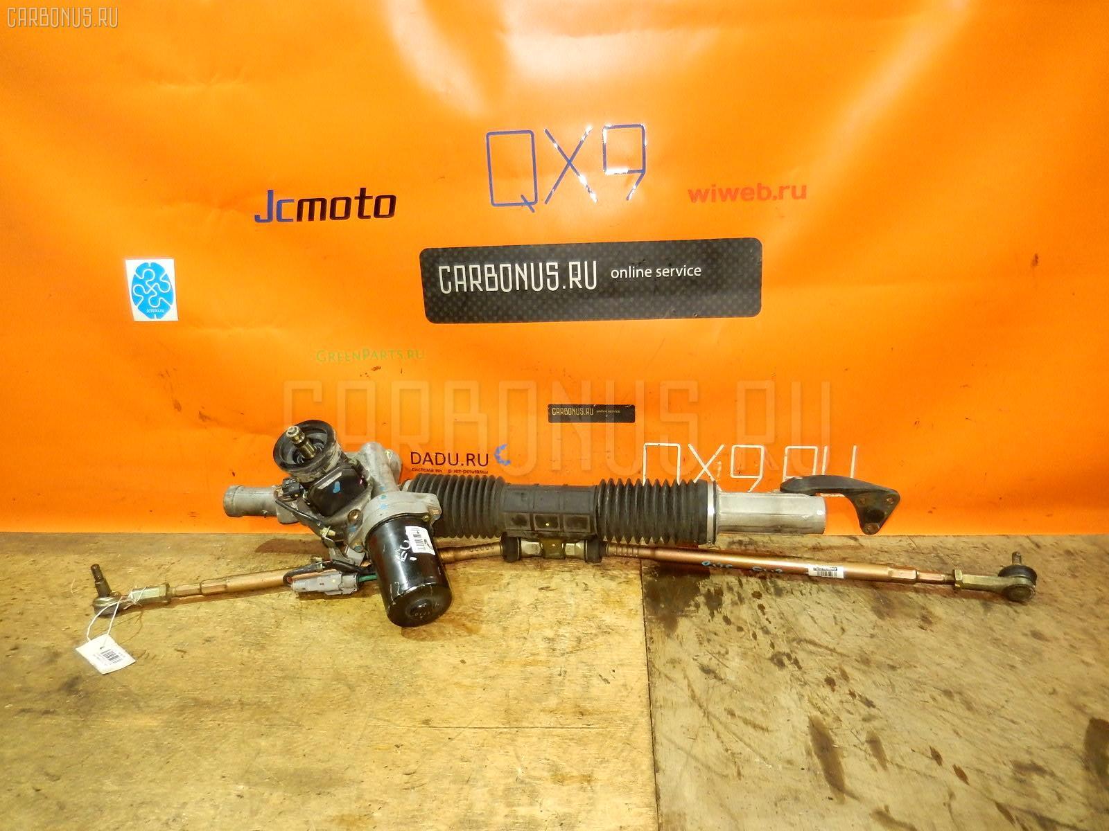 Рулевая рейка HONDA CIVIC EU2 D15B. Фото 3