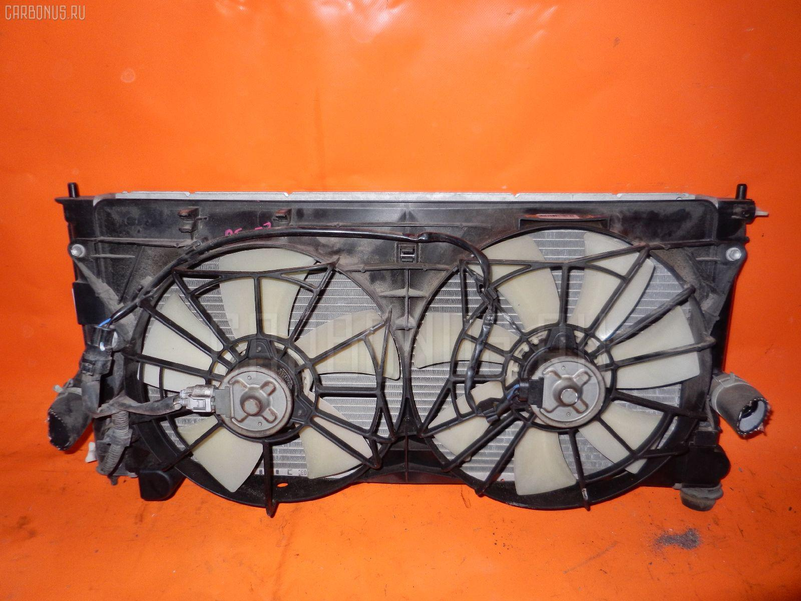 Радиатор ДВС TOYOTA MR-S ZZW30 1ZZ-FE. Фото 5