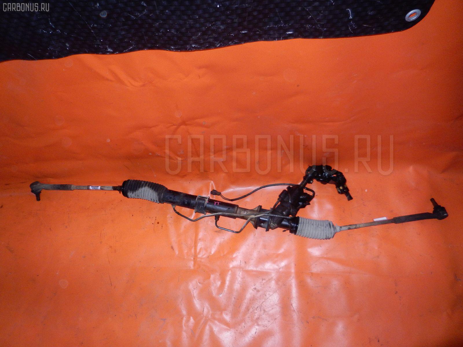 Рулевая рейка SUBARU LEGACY WAGON BH5 EJ206-TT. Фото 6