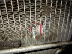 Радиатор ДВС VOLVO V40 VW B4204S2 YV1VW17K91F7004461