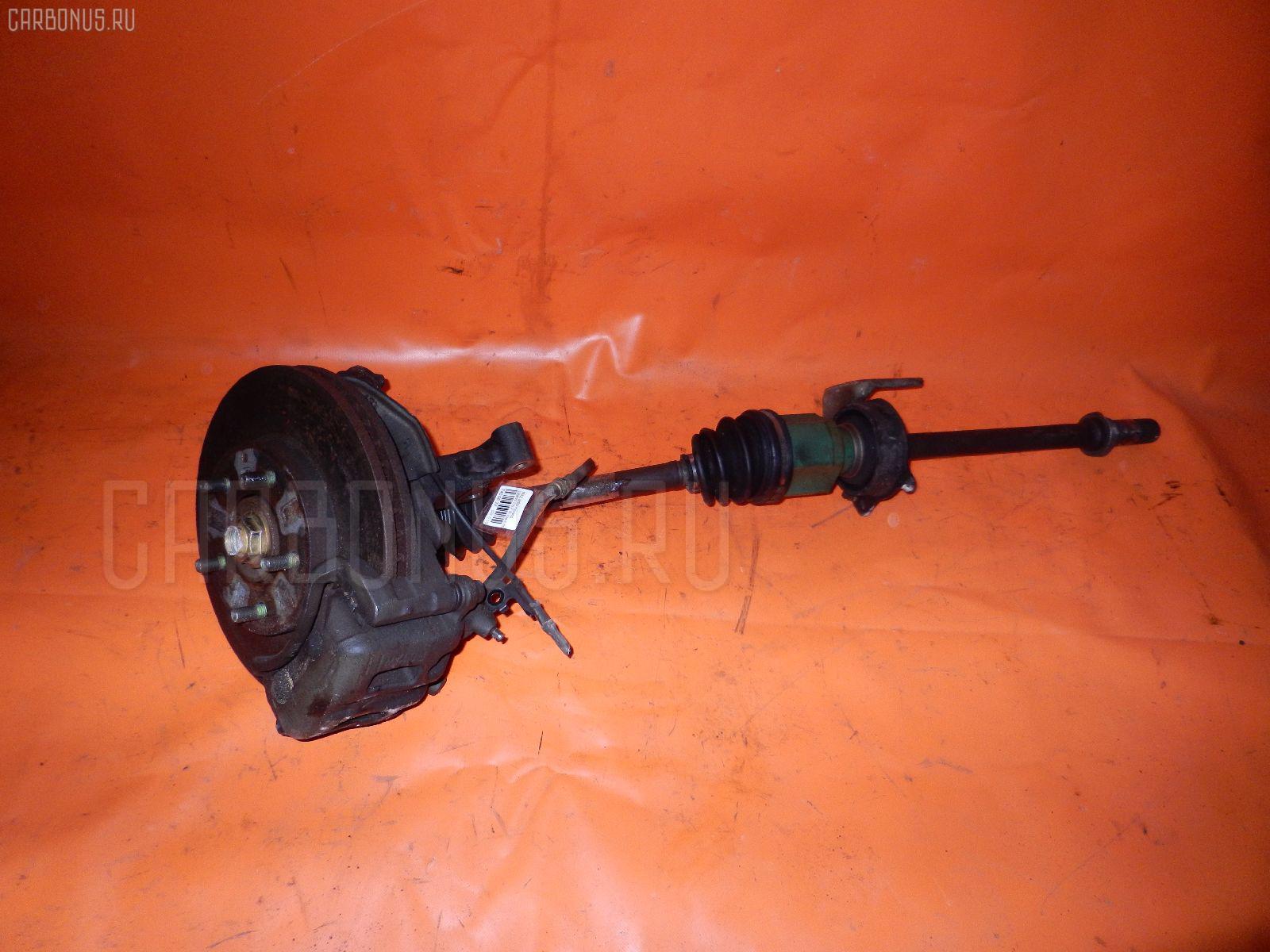 Привод MAZDA MPV LWEW FS. Фото 5