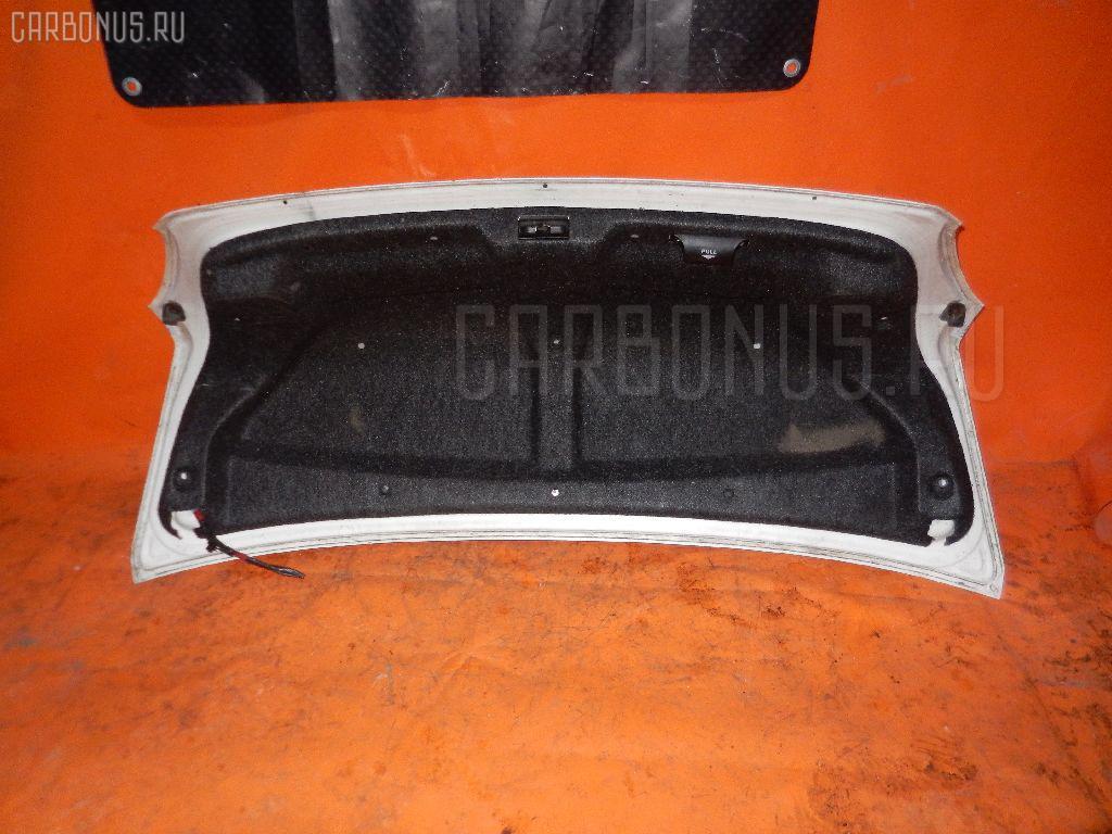 Крышка багажника TOYOTA ARISTO JZS161. Фото 7