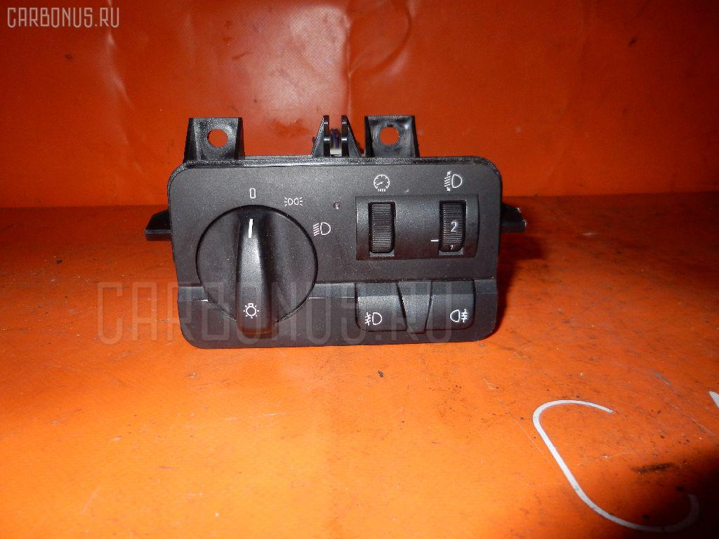 Переключатель света фар BMW 3-SERIES E46-AP32 M43-194E1. Фото 6