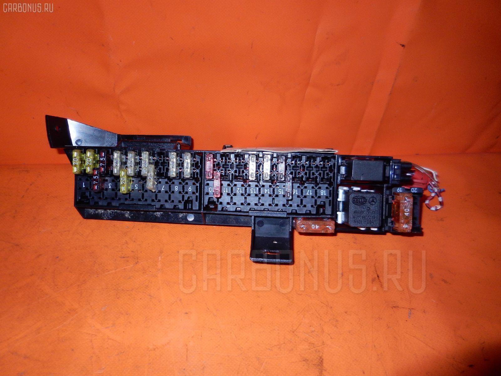 Блок предохранителей MERCEDES-BENZ E-CLASS W210.061 112.911. Фото 2