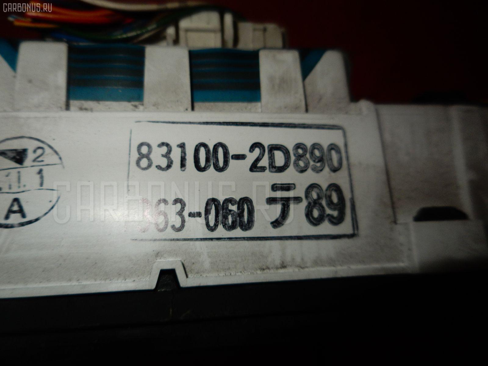 Спидометр TOYOTA CORONA AT190 4A-FE. Фото 9