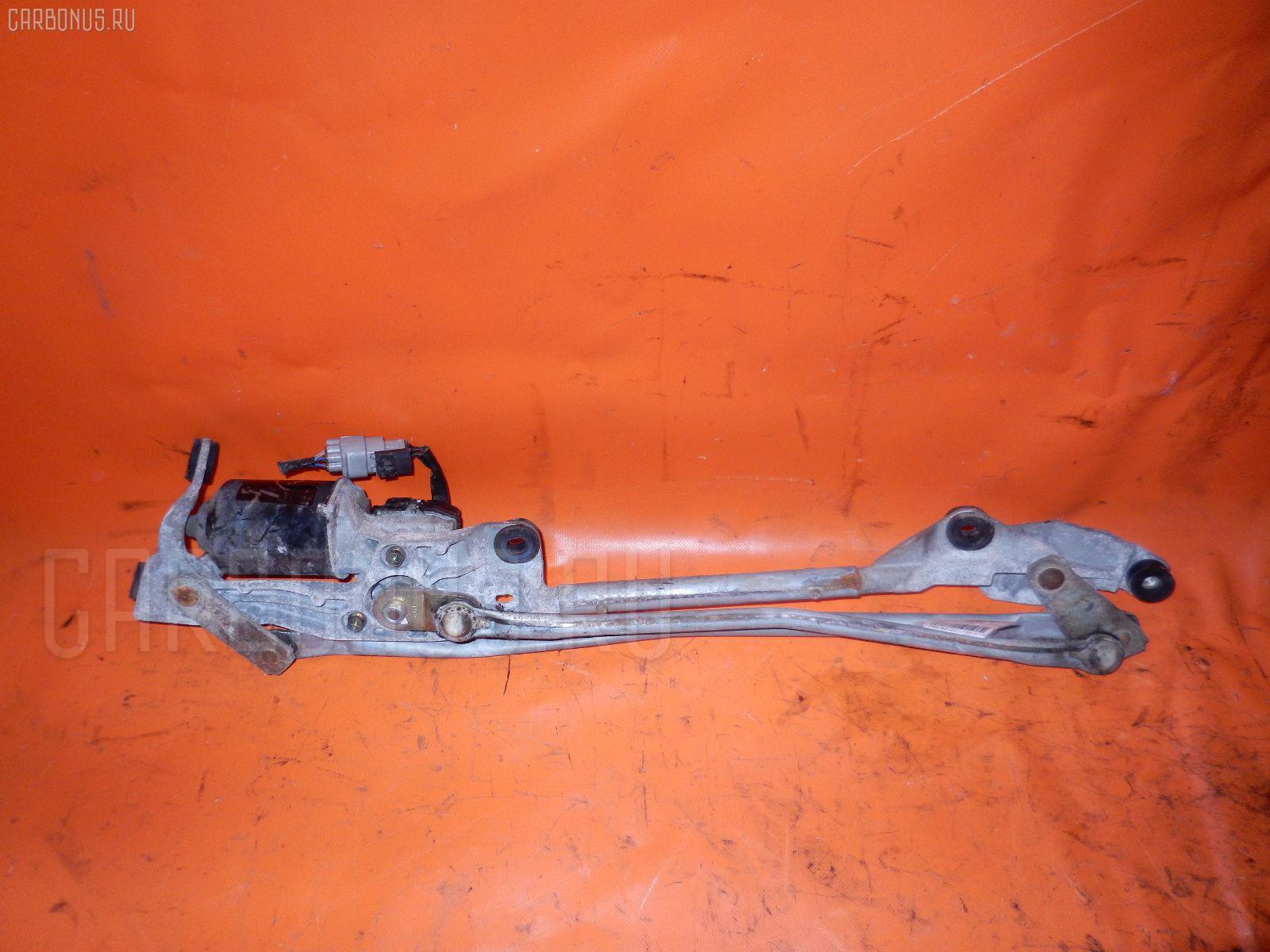 Мотор привода дворников TOYOTA VISTA SV40. Фото 8