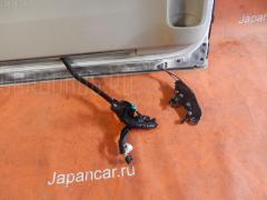 Дверь боковая Toyota Porte NNP11 Фото 3