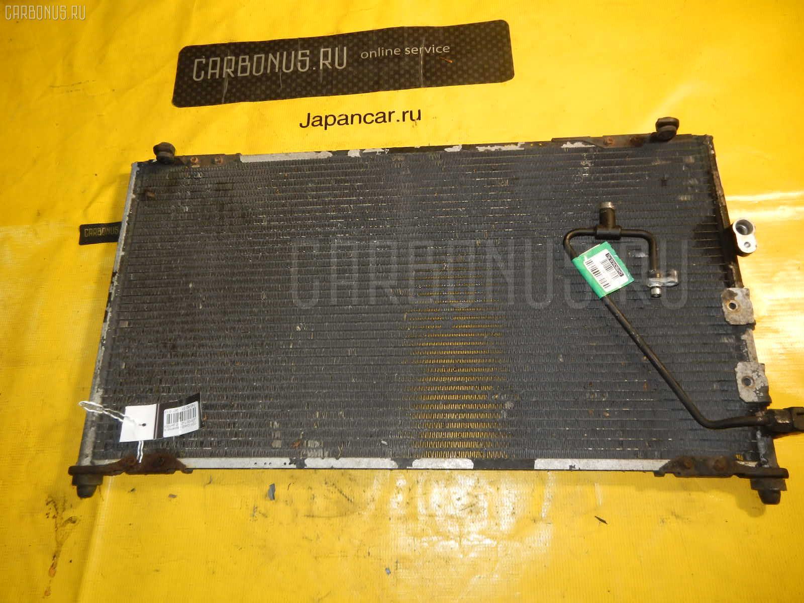 Радиатор кондиционера TOYOTA CHASER JZX100 1JZ-GE. Фото 5