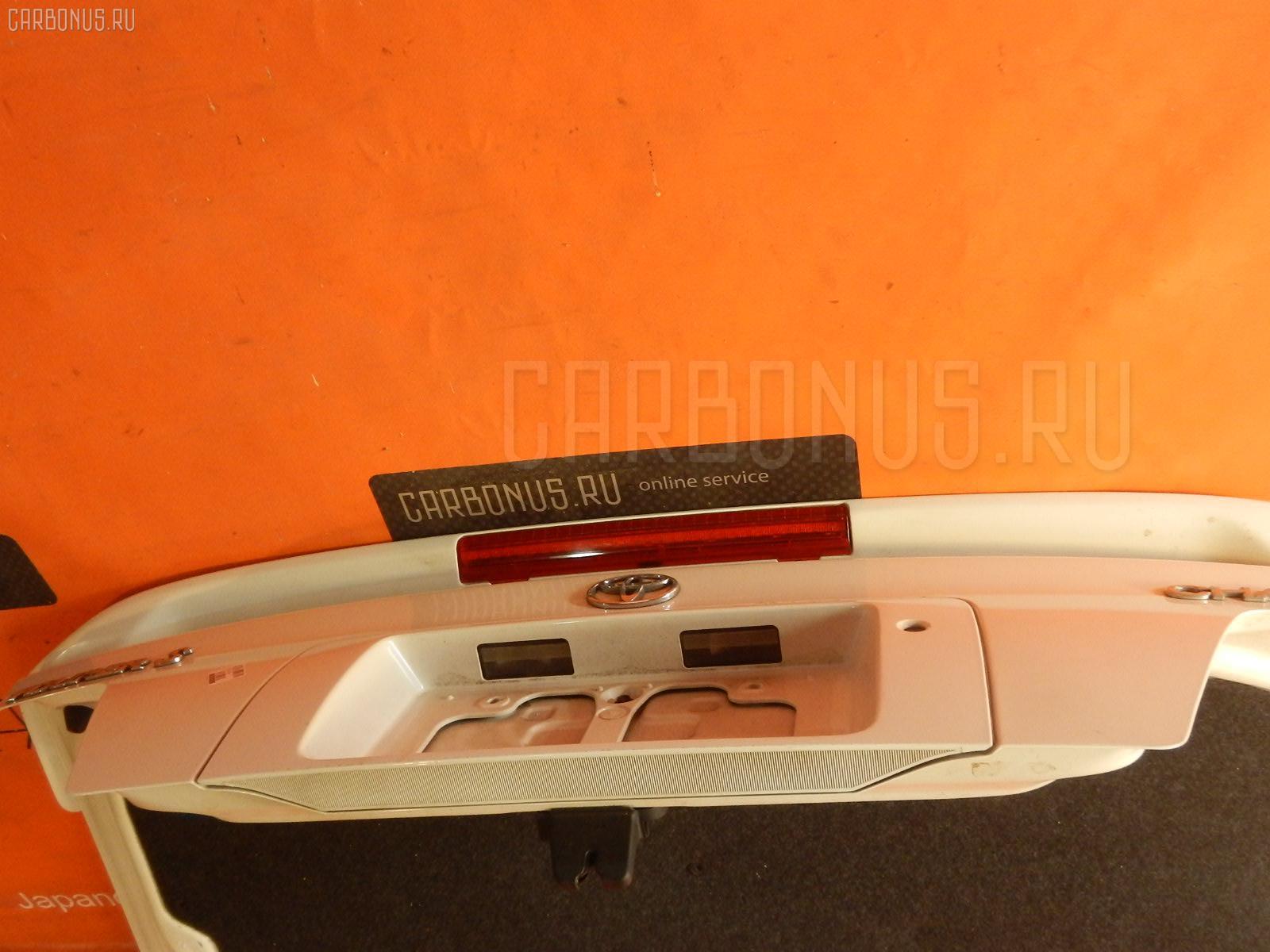 Крышка багажника TOYOTA CHASER JZX100 Фото 3