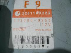 КПП механическая SUBARU LEGACY BP5 EJ20-T