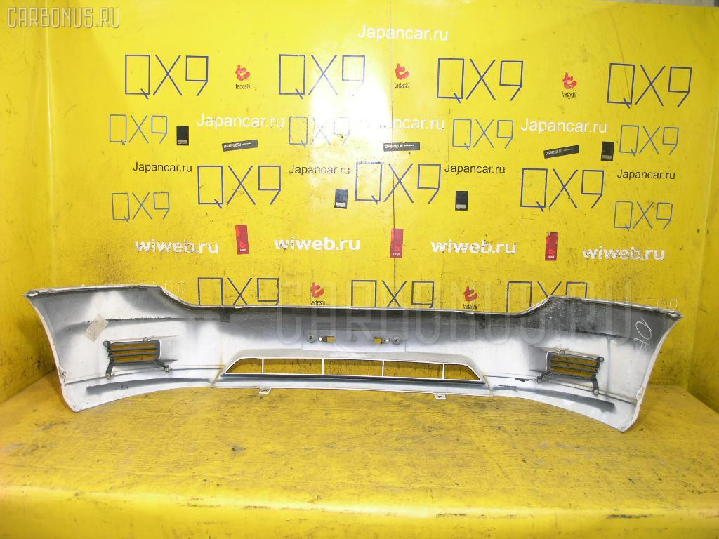 Бампер MITSUBISHI MIRAGE DINGO CQ2A. Фото 4