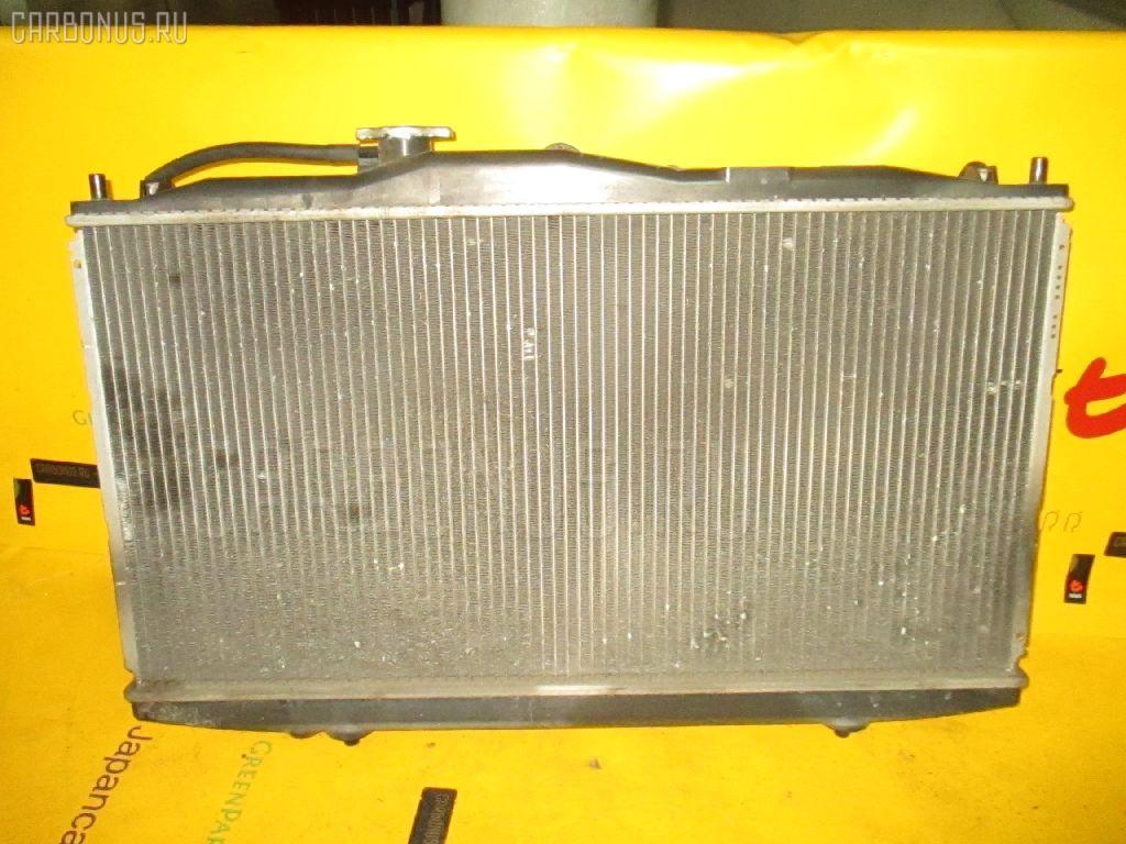 Радиатор ДВС HONDA ACCORD CF5 F20B. Фото 3