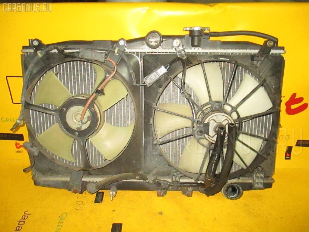 Радиатор ДВС HONDA ACCORD CF5 F20B. Фото 4