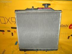 Радиатор ДВС HONDA LIFE JB8 E07ZT