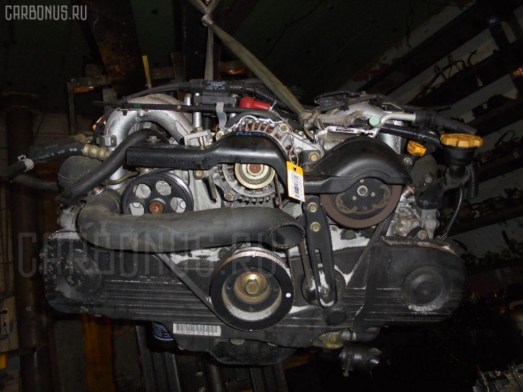 Двигатель SUBARU IMPREZA WAGON GG3 EJ152. Фото 10