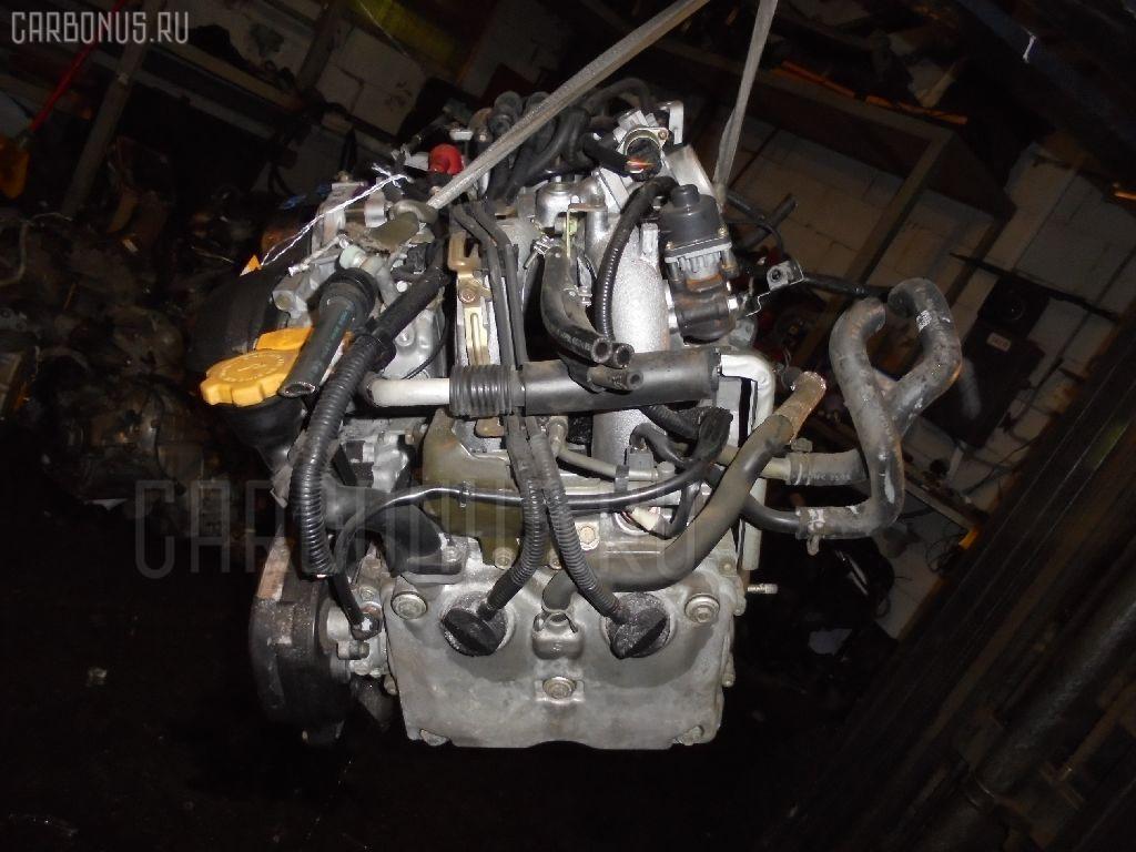 Двигатель SUBARU IMPREZA WAGON GG3 EJ152. Фото 11